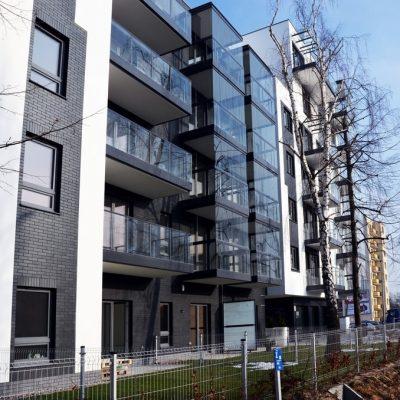 Balustrady balkonowe Bydgoszcz Top Fence