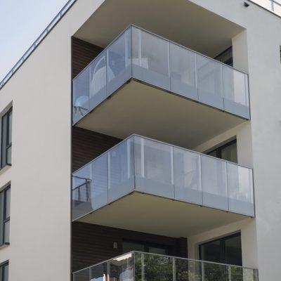 Balustrady mieszkaniowe Top Fence